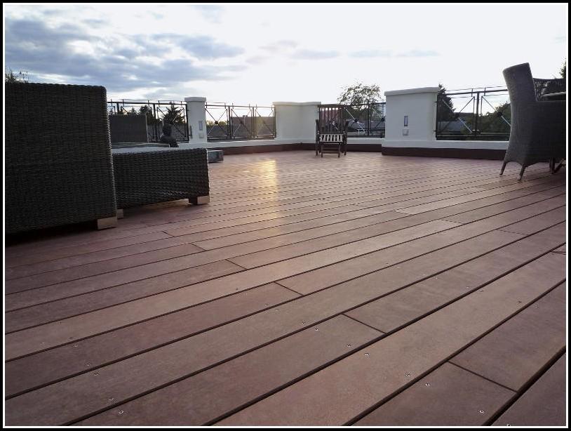 Terrasse Holz Verlegen Anleitung