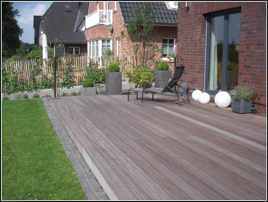 Terrasse Mit Holz Verkleiden