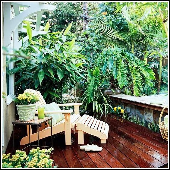 Terrasse Sichtschutz Kunststoff