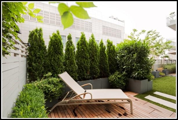 Terrasse Sichtschutz Selber Bauen