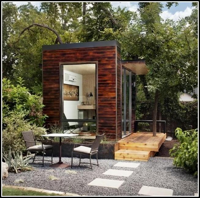Terrasse Stahlkonstruktion