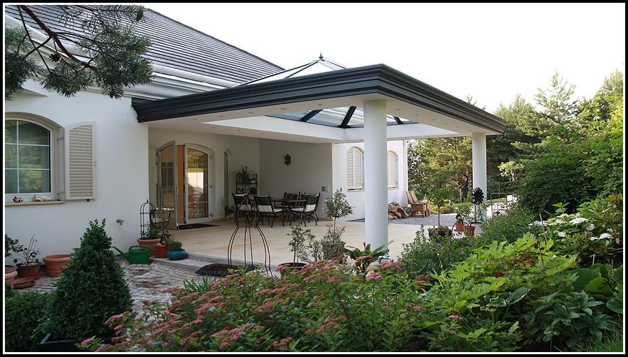 Terrassenüberdachung Holz Glas Konfigurator