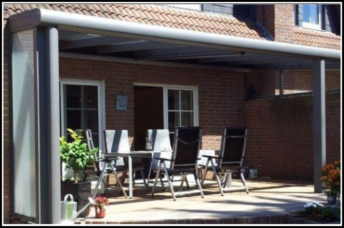 Terrassenüberdachung Reihenhaus Baugenehmigung