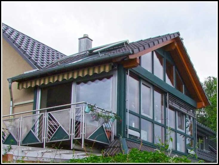 Terrassenüberdachung Selber Gemacht