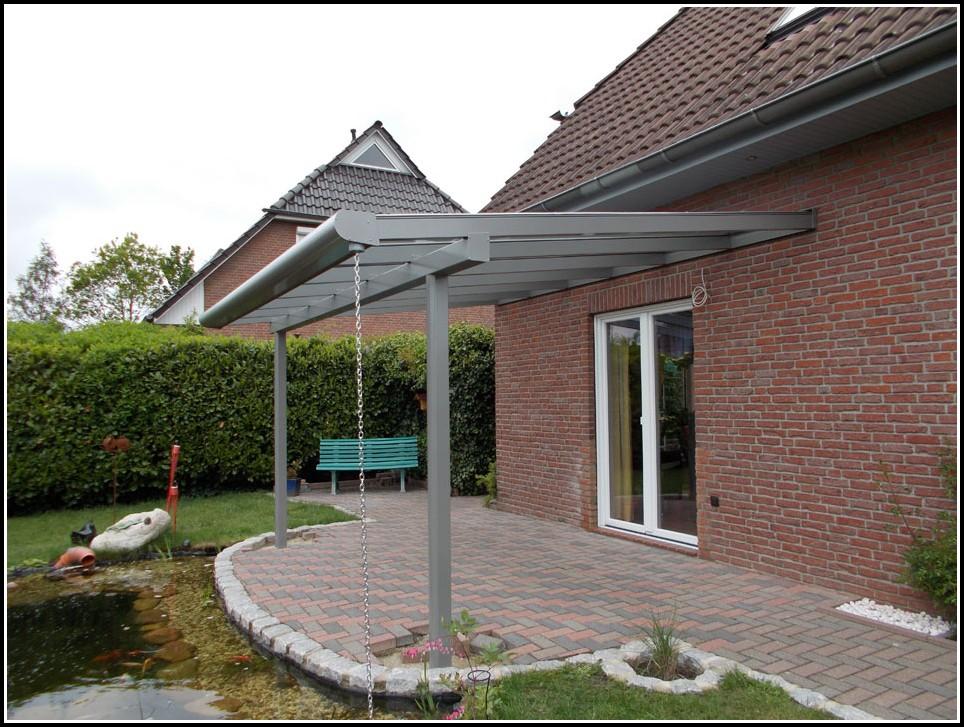 Terrassenüberdachung Sonnenschutzglas
