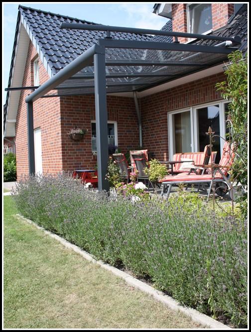Terrassenüberdachung Stoffdach