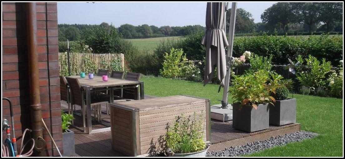 Terrassen Aus Holz Und Kunststoff