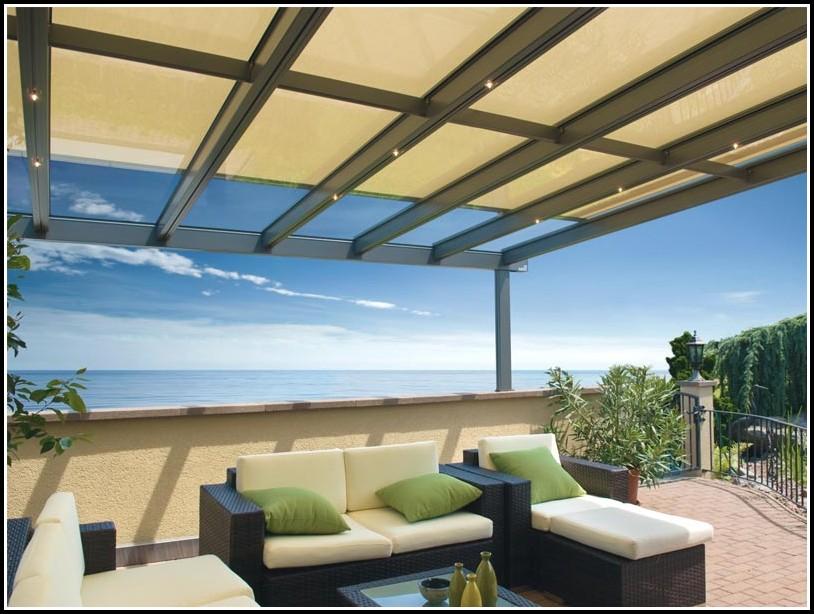 Terrassen Ueberdachung Konfigurator