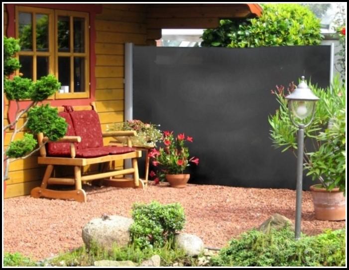 Terrassen Windschutz Ausziehbar Ebay