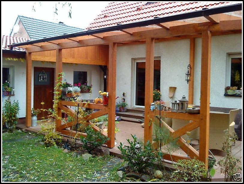 Terrassenberdachung Alu