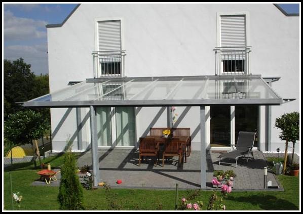 Terrassenberdachung Aus Stah