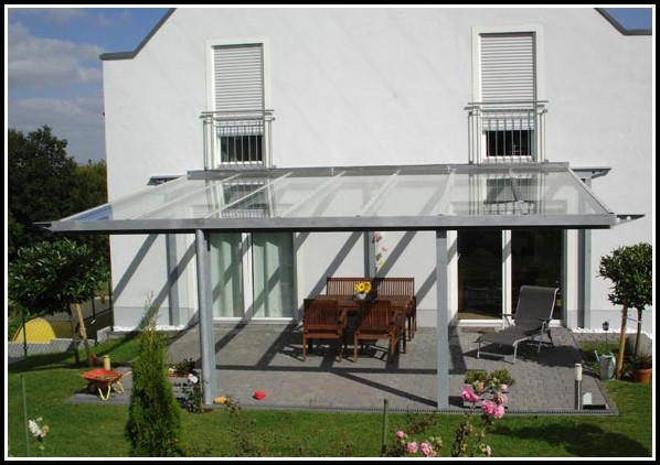 Terrassenberdachung Metall