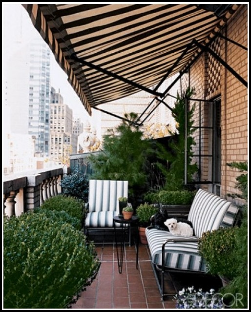 Terrassenberdachung Profile