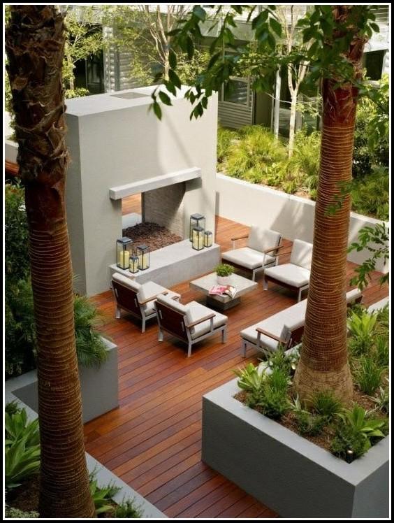 Terrassengarten Gestalten