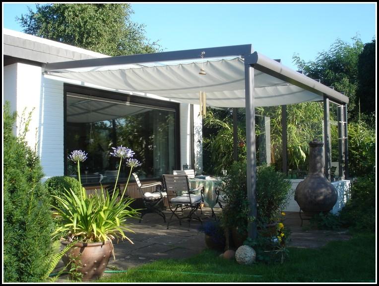 Terrassenueberdachung Sonnenschutz
