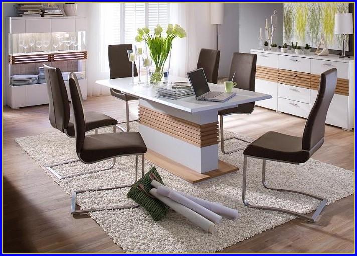 Tisch 90×90 Ausziehbar