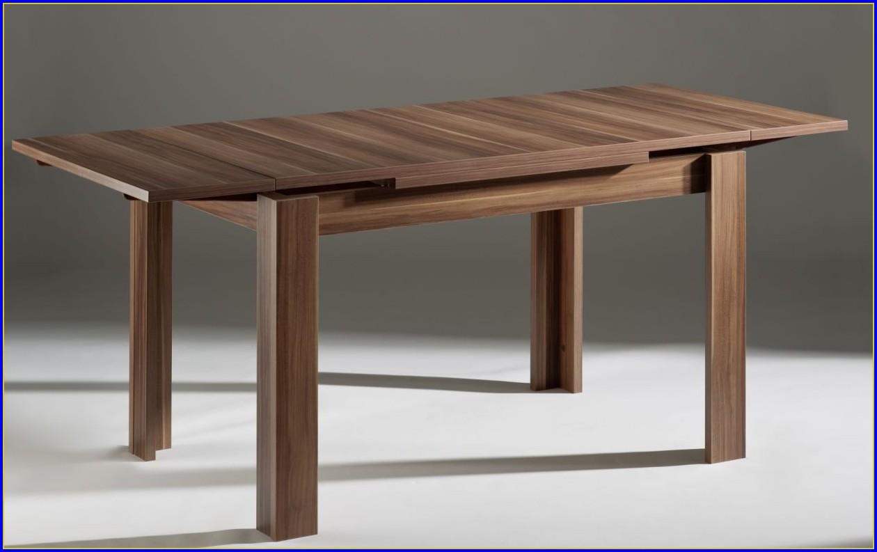 Tisch Ausziehbar Nussbaum