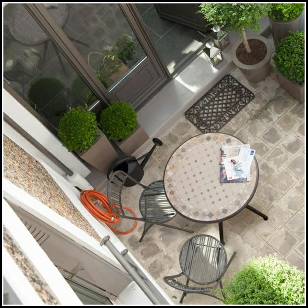 Tisch Fr Balkon