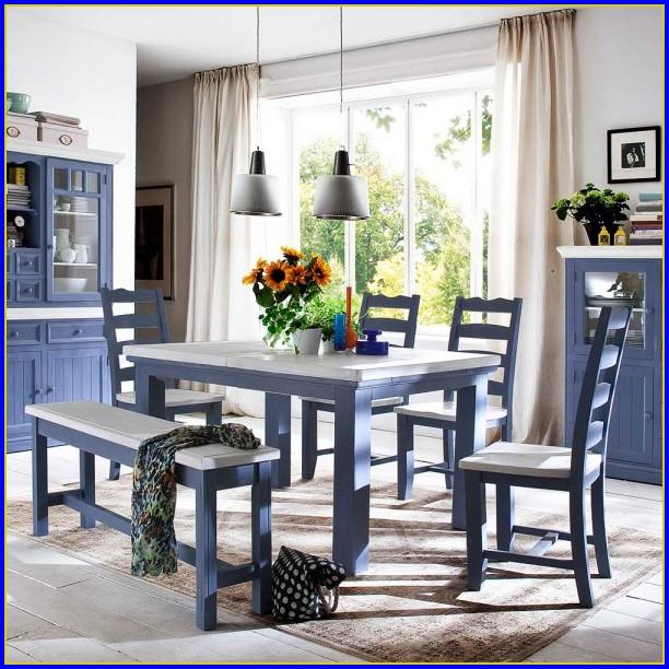 Tisch Landhaus Weiss