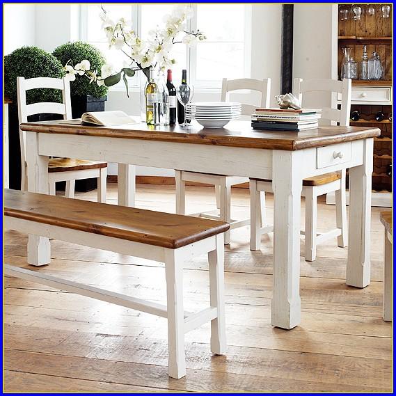Tisch Landhausstil Weiß