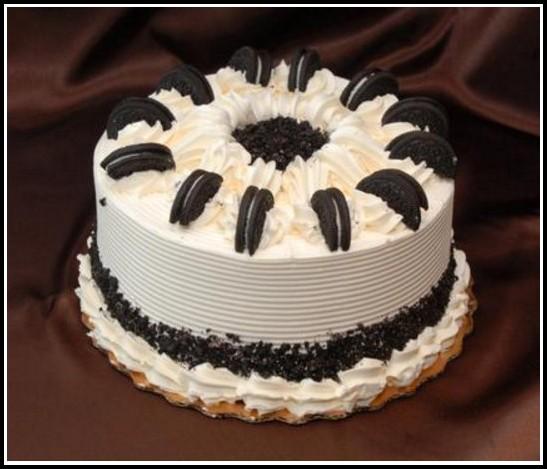 Torte Mit Oreo Keksen