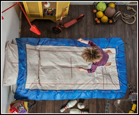 Trampolin Fr Kinderzimmer