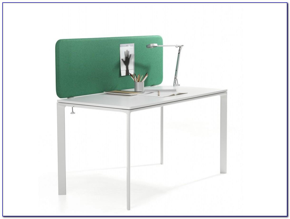 Trennwand Schreibtisch Schall