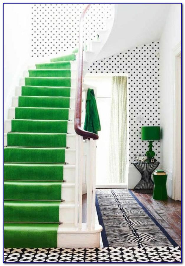 Treppe Teppich Verlegen