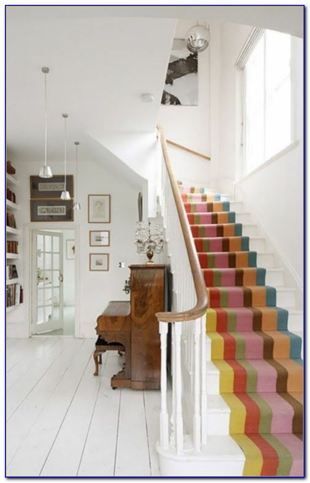 Treppe Teppichboden Verlegen