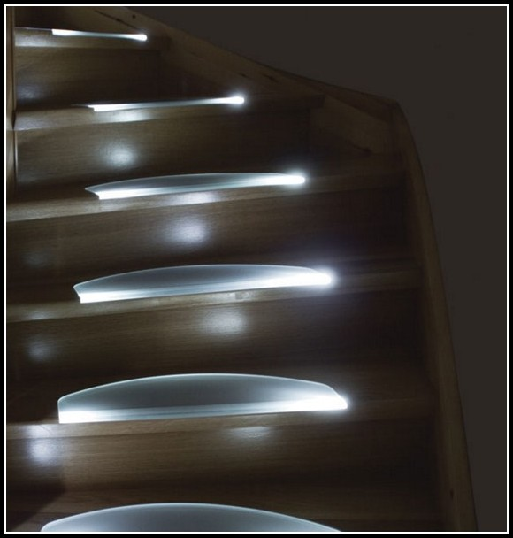 Treppenkantenprofile Mit Led Beleuchtung