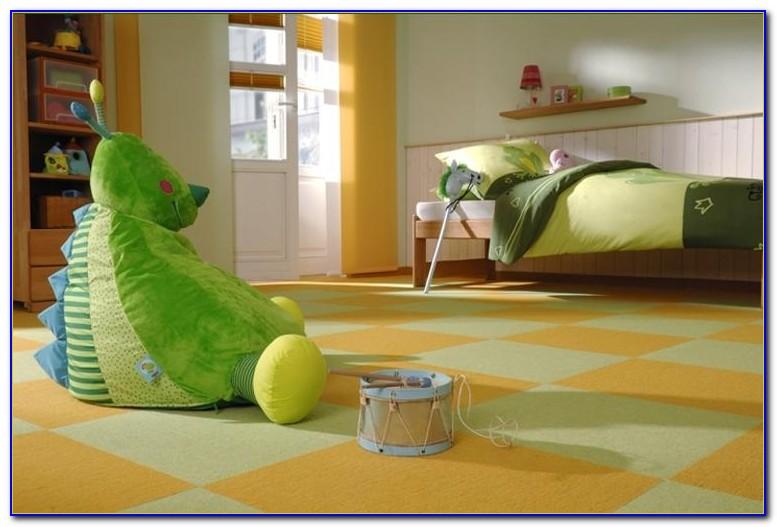 Trittschalldämmung Unter Dem Teppich