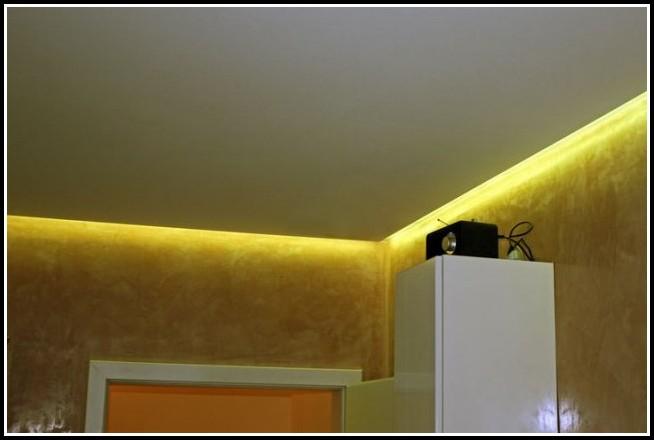 Trockenbau Decke Indirekte Beleuchtung