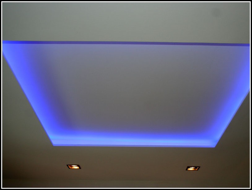 Trockenbau Decke Led Indirekte Beleuchtung