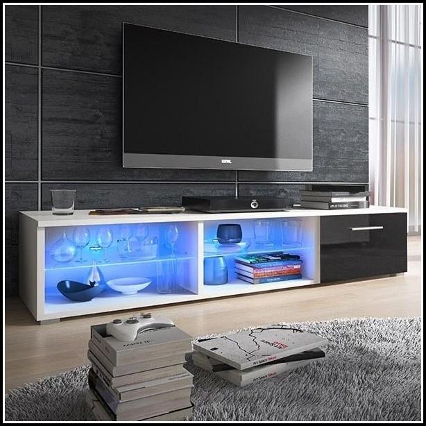 Tv Tisch Mit Beleuchtung