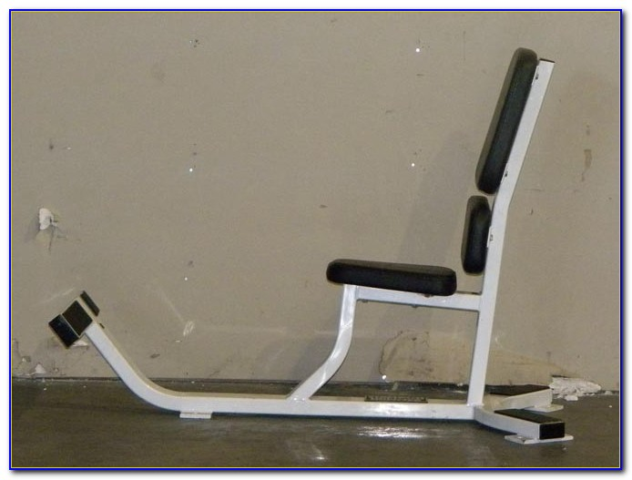 Used Hammer Strength Weight Bench