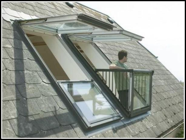 Velux Dachfenster Balkonfenster