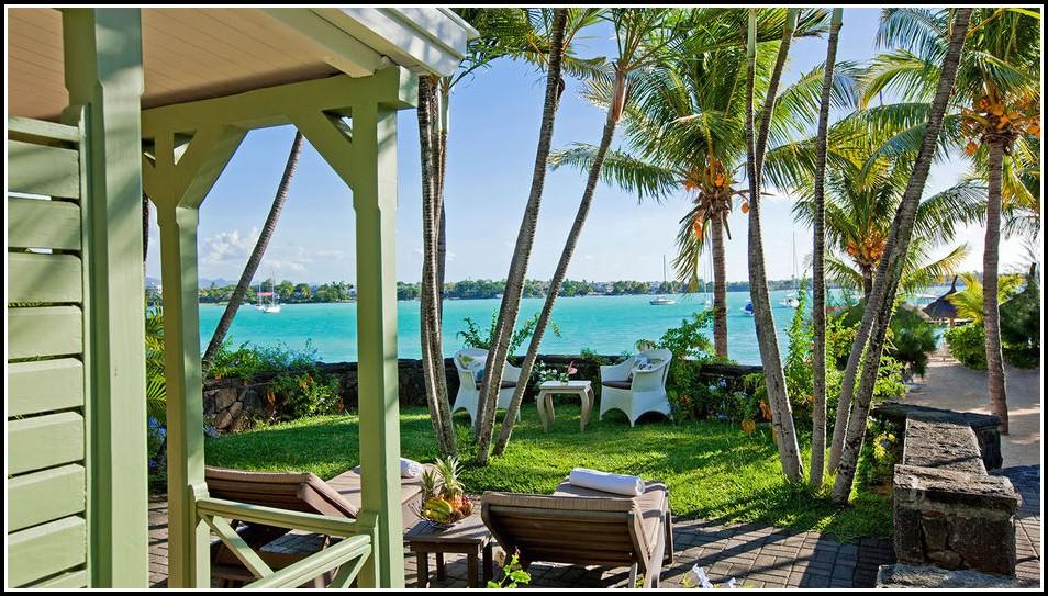 Veranda Paul Virginie Hotel Grand Baie Mauritius