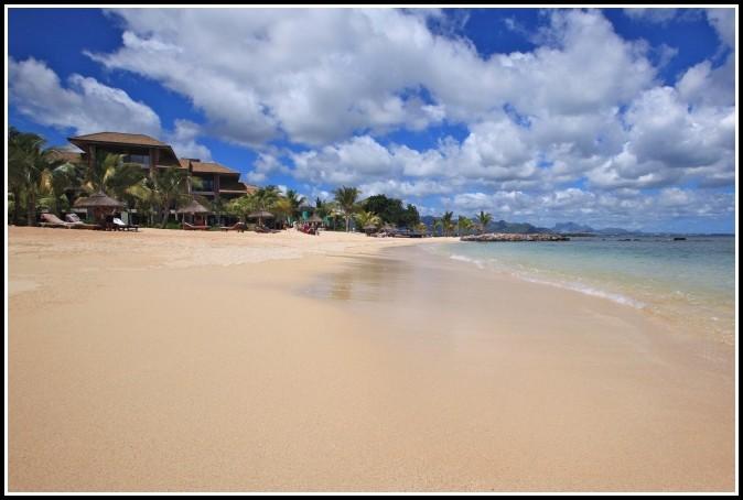 Veranda Pointe Aux Biches Hotel Mauritius Map