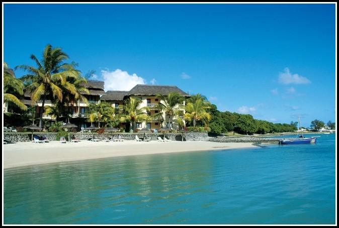 Veranda Pointe Aux Biches Mauritius Map