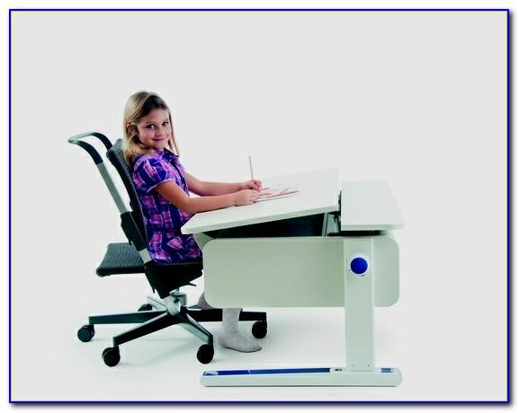 Verstellbarer Schreibtischaufsatz