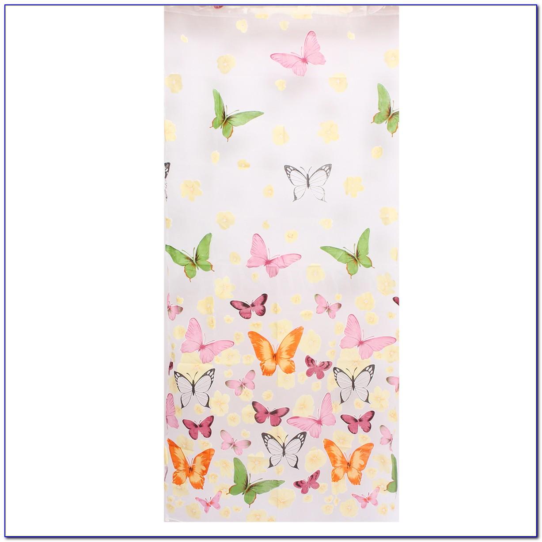 Vertbaudet Vorhang Schmetterling