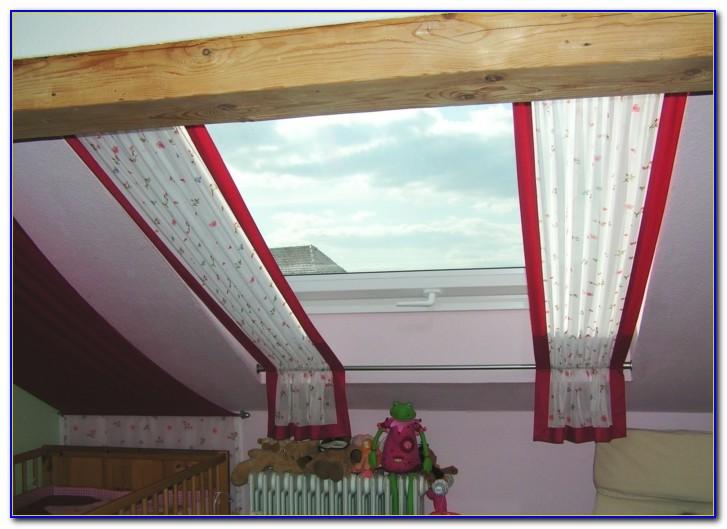 Vorhänge Dachfenster Selber Nähen