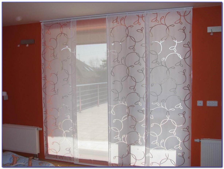 Vorhänge Für Balkontür Und Fenster
