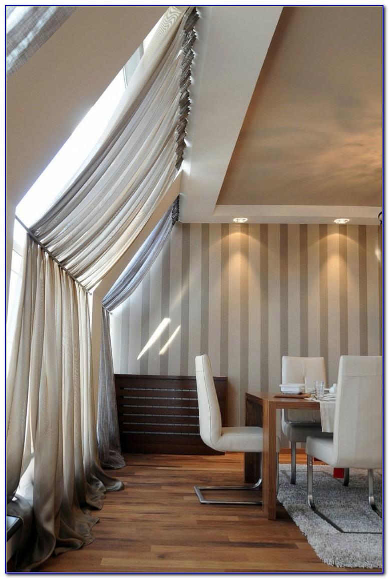 Vorhänge Für Dachfenster Selber Machen