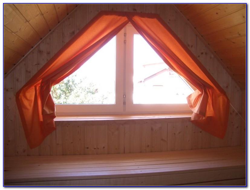 Vorhänge Für Dachfenster Selber Nähen