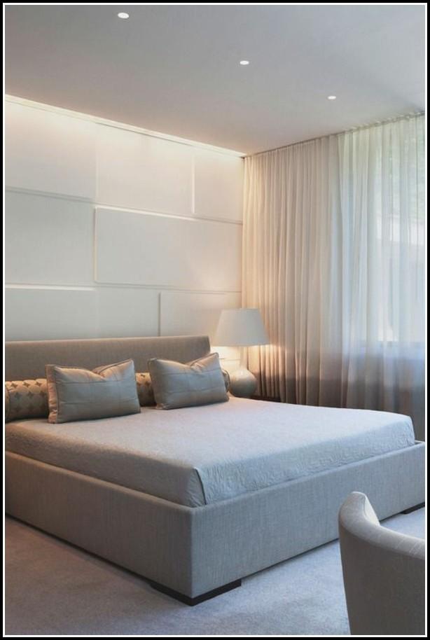 Vorhänge Schlafzimmer Blickdicht