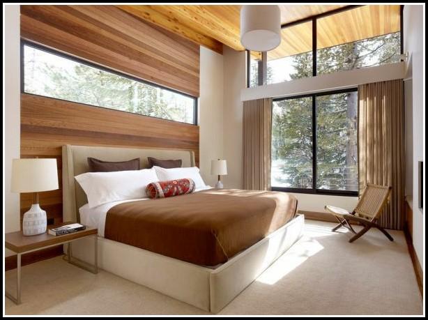 Vorhänge Schlafzimmer Modern