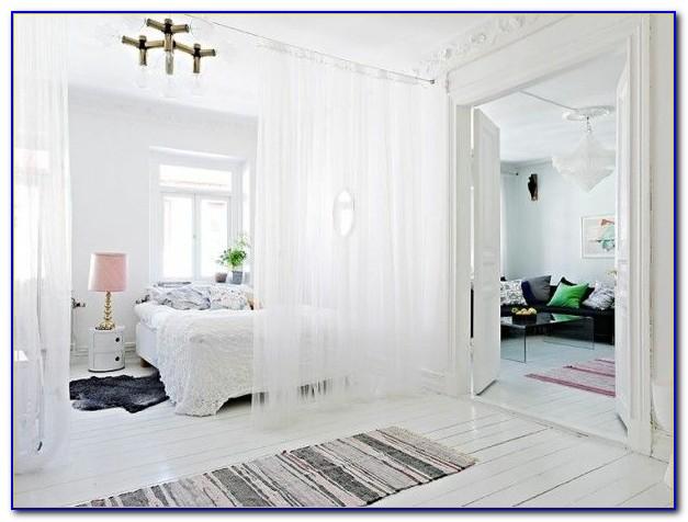 Vorhang Als Raumteiler Anbringen