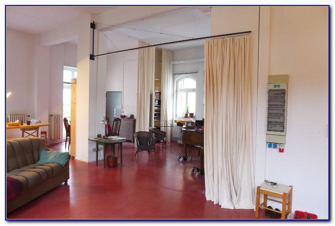 Vorhang Als Raumteiler Dachschräge