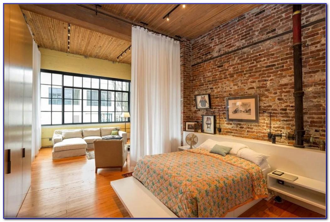 Vorhang Als Raumteiler Schlafzimmer
